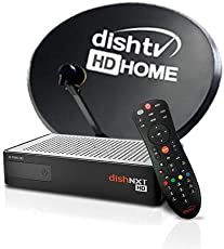 Dish TV HD Connection (Free Recorder) - All India (1 Month Titanium Pack and Full ON HD)