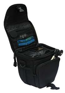 Gem Compact Easy Access Camera Case for Sony Cyber-shot DSC-H300, DSC-H400, DSC-HX400, DSC-HX400V