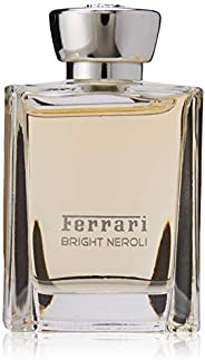 Ferrari Bright Neroli for Unisex, 0.33 oz EDT Splash (Mini)