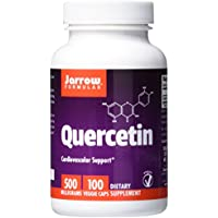 Jarrow Formulas, Quercétine 500, 500 mg, 100 Capsules