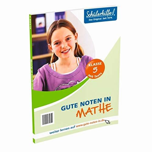 Schülerhilfe! Gute Noten in Mathe Klasse 5