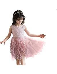 470d1b3ec07b Amazon.it  abito azzurro - Abiti   Bambine e ragazze  Abbigliamento