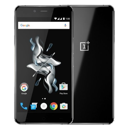 OnePlus X 16GB, Rete Supportata: 4G, 5.0 pollici Oxygen OS(Android 5.1.1) Snapdragon 801 Quad Core 2.3GHz, RAM:3GB(Black)