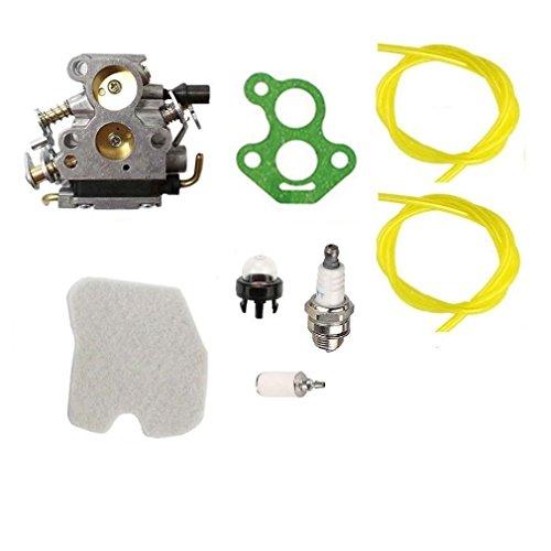 TucParts 545072601 - Filtro de aire para motosierra Husqvarna 235 235E 236 236E 240 240E Jonsered CS2234 CS2238 CS2234S CS2238S
