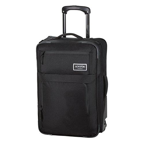 Dakine, Carry On Roller 40L borsa da viaggio Nero (Noir)