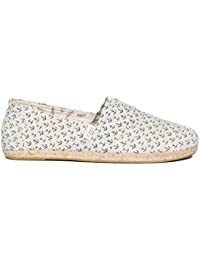 Womens Original-Print Raw Souza Bird Espadrilles, Various Paez