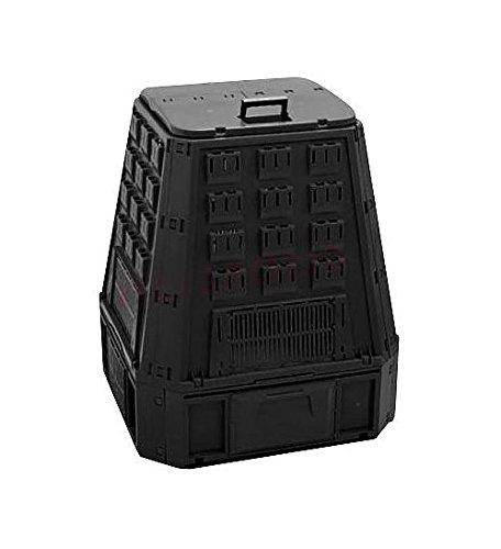 Prosperplast-19555-Kompostierer-IKST800C-800Liter-schwarz