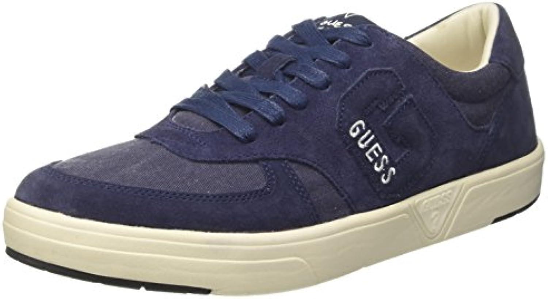 Guess Herren Active Man Sneaker  Blau  Billig und erschwinglich Im Verkauf