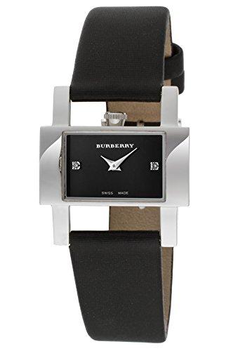 Burberry Reloj analogico para Mujer de Cuarzo con Correa en Piel BU4204