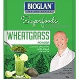 (3 PACK) - Bioglan - Superfoods Wheatgrass | 100g | 3 PACK BUNDLE