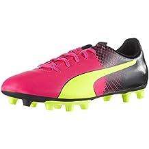 34905833b Amazon.es  Botas Futbol Puma - Rosa