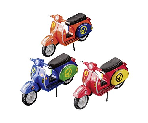 Happy People 33854 - Motorroller, 11 cm