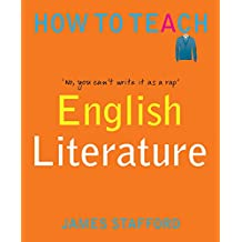 English Literature: No, you cant write it as a rap (How to Teach)