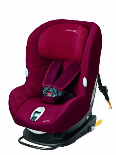 Bébé Confort Siège Auto Groupe 0+/1 Milofix Collection 2014 Raspberry Red