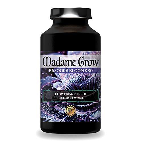 MADAME GROW / Fertilizzante Bloom/Marijuana/Fertilizzante Fiore Cannabis/Bazooka Bloom K30...