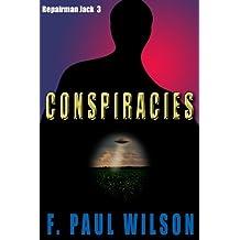 Conspiracies (Repairman Jack series Book 3)
