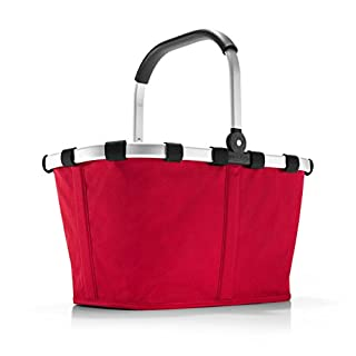 reisenthel BA0104 Carrybag - Cesta de la Compra, Color Rojo (B00133MFMY) | Amazon price tracker / tracking, Amazon price history charts, Amazon price watches, Amazon price drop alerts
