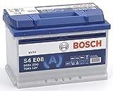 Bosch 0092S4E080 Batterie EFB 12 V 70 mAh 650 A B13