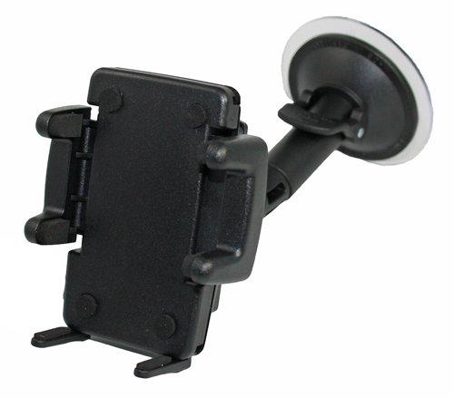 sumo:mobile KFZ Autohalterung (1230-43/1525) für Sony Ericsson xperia ray für die Windschutzscheibe Saugfußhalter