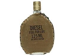 Diesel FUEL FOR LIFE HOMME eau de toilette spray 125ml