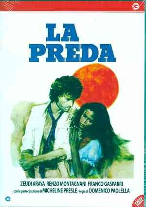 la-preda-the-prey-dvd-1974-italian-import-italian-language-only
