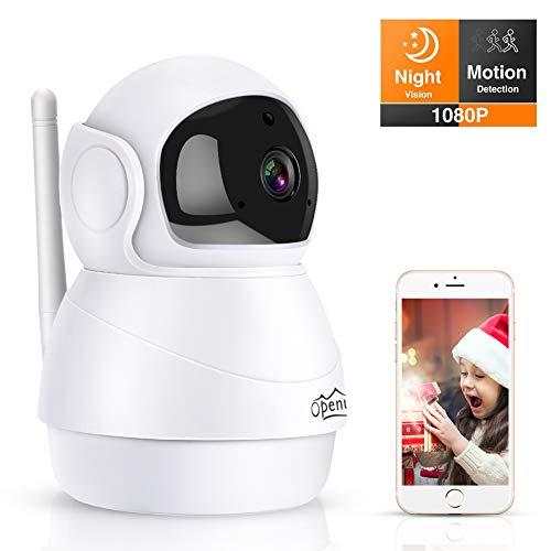 WLAN IP Kamera, Openuye 1080P WiFi-Überwachungskamera mit