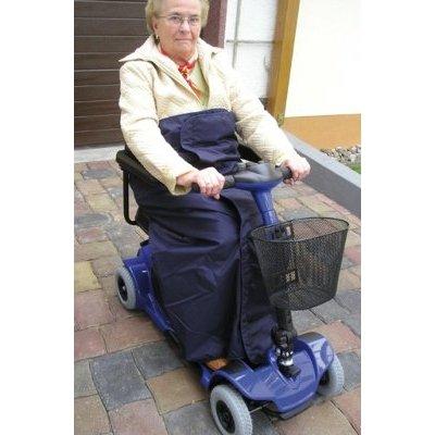 Rollstuhl-Wickeldecke, Nylon innen Fleece (Pellis), Rollstuhl-Zubehör
