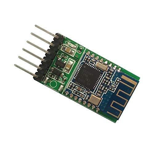 DSD TECH HM-11 Bluetooth 4.0 BLE-Modul mit 6 PIN-Karte Kompatibel mit iOS-Geräten für Arduino 11 Bluetooth
