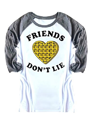 CuteRose Mens Long-Sleeve Raglan Stitch Letter Printed T-Shirt Top Tees White L -