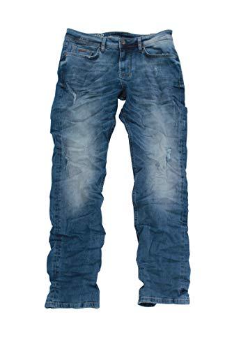 Army Jeans (M.O.D Herren Jeans Bluejeans Verschiedene Modelle (32/33, Lima Blue Carl))