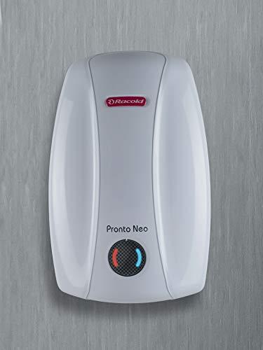 Racold Pronto Neo 3-Litre 3000-Watt Instant Water Heater (White)