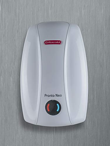 Racold Pronto Neo 3 Litres 3KW Instant Water Heater (White)