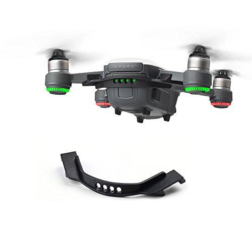 PENIVO Batterie anti-lose Schnalle Clip Halter,Drohne Körper Batterie Anti-Shedding Schnalle Abdeckung DJI Spark Quadcopter Zubehör (Zubehör Körper)