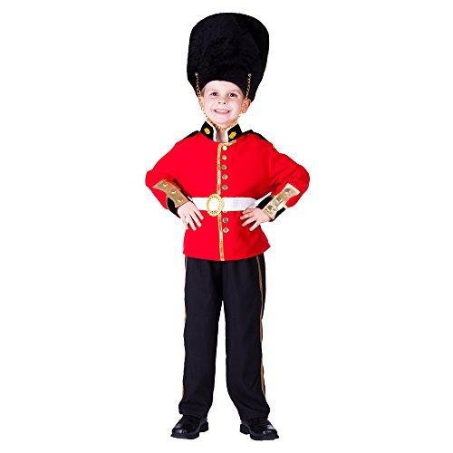 uxe Royal Guard Costume Set (M) by Dress Up America (Royal Guard Kind Kostüme)