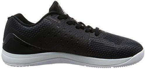Reebok R Crossfit Nano 7.0, Sneaker Basses Homme Noir (Black/lead/white)