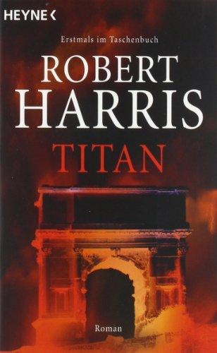 Buchseite und Rezensionen zu 'Titan: Roman' von Robert Harris