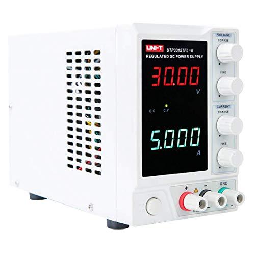 amiciSmart DC Digital-Power Supply Regulated Linear 30V 5A UNI-T UTP3315TFL-II