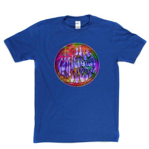 The Canterbury Scene Sound Progresive Rock Psy Music Tee T-shirt Königsblau