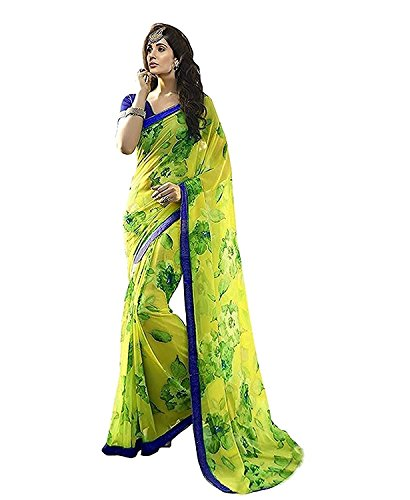 Sarees designer janu green ( Saree For Women Party Wear Half Sarees Art Silk New Collection 2018 In Latest With Designer Blouse Beautiful For Women Party Wear Sadi Offer Sarees Collection Kanchipuram Bollywood Bhagalpuri Embroidered Free Size Georgette Sari Mirror Work Marriage Wear Replica Sarees Wedding Casual Design With Blouse Material Latest collection saree below 500 Swati Navy Sarees  available at amazon for Rs.349