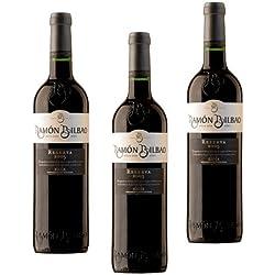 Ramon Bilbao Reserva - Vino Tinto - 3 Botellas