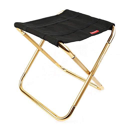 CHENDZ Neue Camping BBQ Da Maza Aluminium Angeln Hocker Klappbarer Stoffhocker Portable Klappstuhl Tragbarer Stuhl im freien (Size : XXL) - Neue Bar Hocker Stuhl