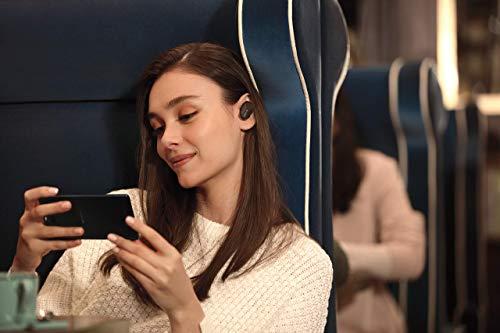 Sony WF-1000XM3 True Wireless Noise Cancelling Kopfhörer (bis zu 32h Akkulaufzeit, stabile Bluetooth Verbindung, Amazon Alexa, komplett kabellose Earbuds incl. Ladecase) schwarz - 20