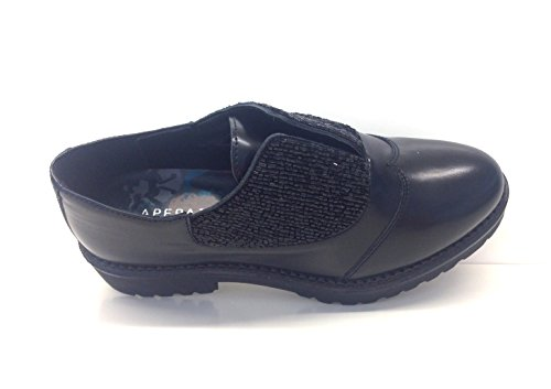 APEPAZZA-INES-YLE01-scarpe-donna-stile-inglese-mocassino-perlinetacco-basso