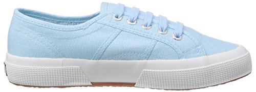 Superga 2750 Cotu Classic, Sneakers Unisex - Adulto Blu (Crystal Azul SF68)