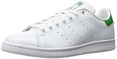 adidas Originals Stan Smith M203, Sneakers Unisex - Adulto, Bianco (Running White FTW/Running White/Fairway), 36 EU