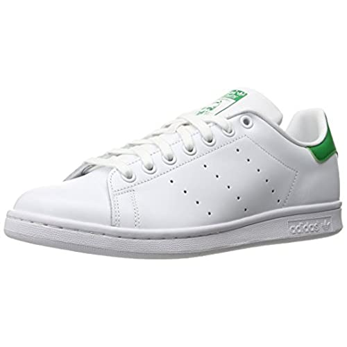 adidas Originals Stan Smith, Men's Trainers, White (Running White  FTW/Running White/Fairway), 8.5 UK (42.5 EU)