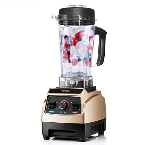 Entsafter Multifunktions-2L-Hochleistungsschneidemaschine Sandeismahlen Rühren und Entsaften