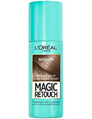 L'Oréal Chatain Magic Retouch Spray Marron pour Retoucher les Racines 75 ml