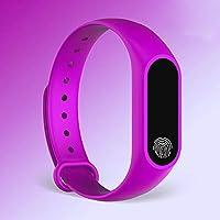 bangbangxing Sports Watch Waterproof Smart Bracelet Heart Rate Monitoring Smart Belt Meter Calorie Sleep Tracker Bluetooth Smartwatch Pu