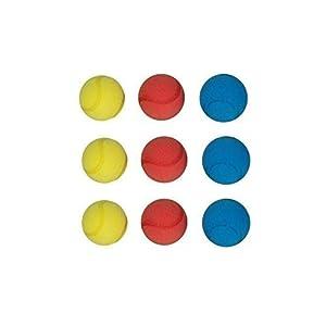 E-Deals weiche Schaumstoff-Tennisbälle, 70 mm – Mehrfachpackung